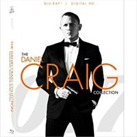 Daniel Craig Collection Casino Royale Quantum of Solace Skyfall HD Vudu