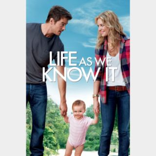 Life As We Know It SD VUDU