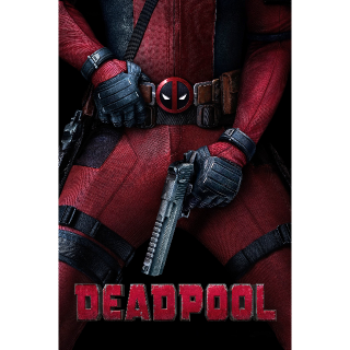 Deadpool HDX Vudu / MoviesAnywhere