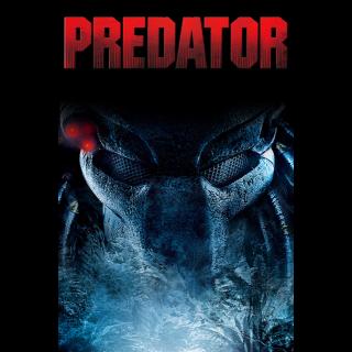 Predator 4K MoviesAnywhere