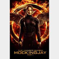 The Hunger Games: Mockingjay - Part 1 SD Vudu