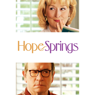 Hope Springs SD Vudu / MoviesAnywhere