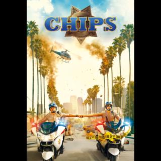 CHiPS HD Vudu / MoviesAnywhere