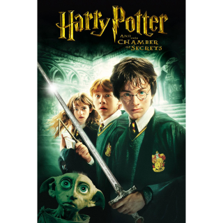 Harry Potter and the Chamber of Secrets HD Vudu / MoviesAnywhere