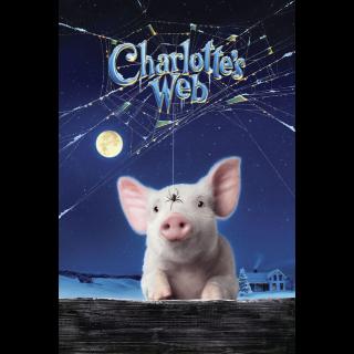 Charlotte's Web HD Vudu