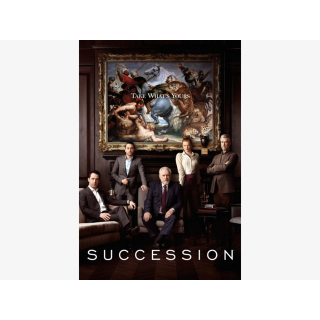 Succession complete first 1st season HD Vudu