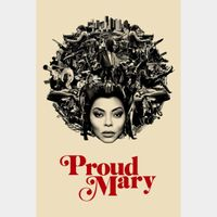 Proud Mary SD VUDU / Movies Anywhere