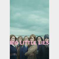 Big Little Lies Season 1 HD VUDU