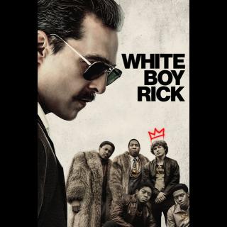 White Boy Rick HD Vudu / MoviesAnywhere