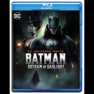 Batman: Gotham by Gaslight HD Vudu / MoviesAnywhere