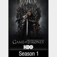 Game of thrones The Complete First Season 1 HD hbodigitalhd.com