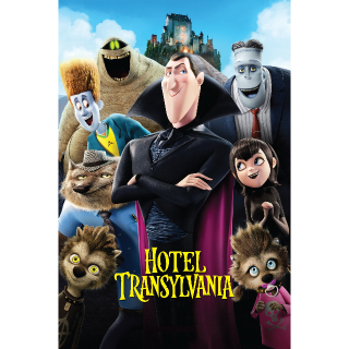 Hotel Transylvania SD VUDU / Movies Anywhere