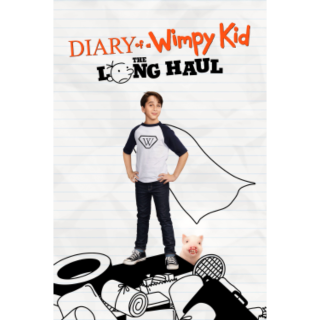 Diary of a Wimpy Kid: The Long Haul HD Vudu / MoviesAnywhere