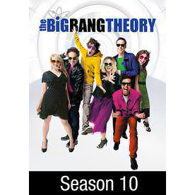 The Big Bang Theory The Complete Tenth 10th Season HD VUDU