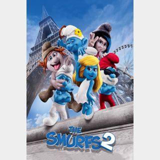 The Smurfs 2 HD Vudu / MoviesAnywhere
