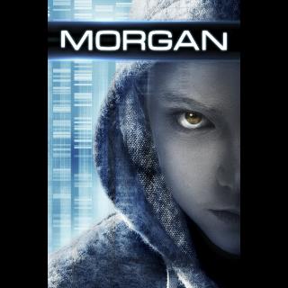 Morgan HD Vudu / MoviesAnywhere