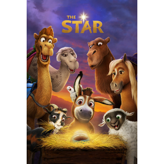 The Star SD Vudu / MoviesAnywhere