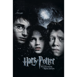 Harry Potter and the Prisoner of Azkaban HD VUDU / Movies Anywhere