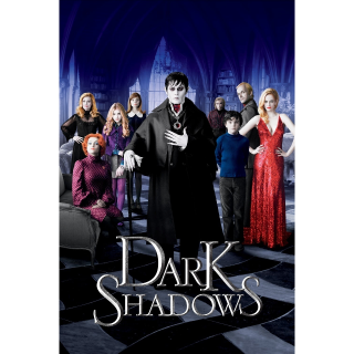 Dark Shadows HD VUDU / Movies Anywhere
