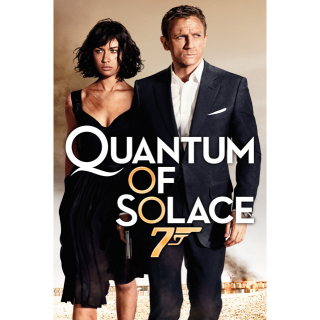 Quantum of Solace HD Vudu