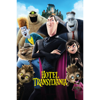 Hotel Transylvania HD VUDU / Movies Anywhere