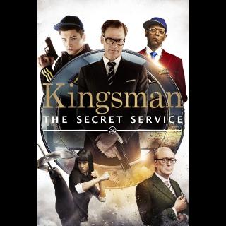 Kingsman: The Secret Service HD Vudu / MoviesAnywhere