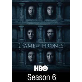 Game of Thrones Complete Sixth Season 6th HD Vudu / iTunes hbodigitalhd.com