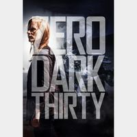 Zero Dark Thirty SD VUDU Movies Anywhere