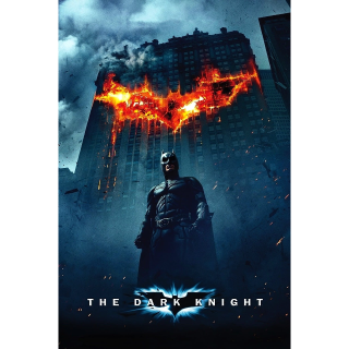 The Dark Knight HD  Vudu / MoviesAnywhere
