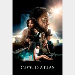 Cloud Atlas HD Vudu / Moviesanywhere
