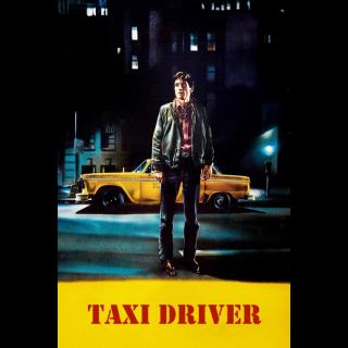 Taxi Driver HD VUDU / Movies Anywhere