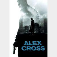 Alex Cross SD Vudu
