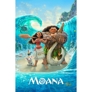 Moana HD Vudu / Moviesanywhere