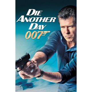 Die Another Day HD Vudu