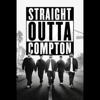 Straight Outta Compton HD VUDU / Movies Anywhere