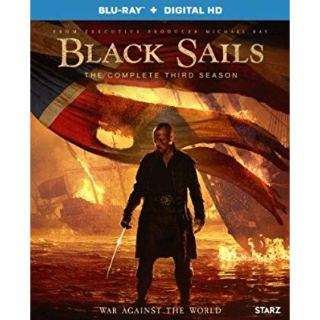 Black Sails The Complete Third Season HD Vudu