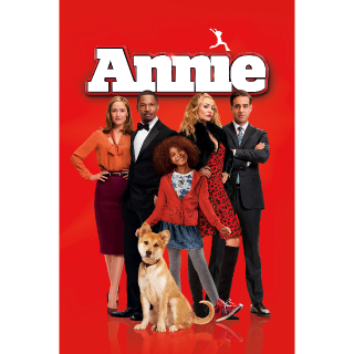 Annie SD Vudu / MoviesAnywhere