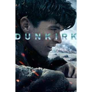Dunkirk HD Movies Anywhere / VUDU