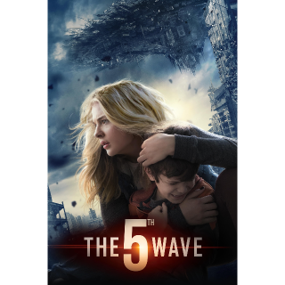 The 5th Wave SD VUDU / Movies Anywhere
