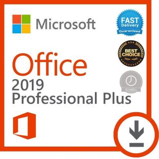 Microsoft Office Pro Plus 2019 licence key 32/64 Bit Online Activation