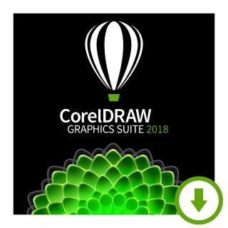 Corel DRAW X8 Graphics Suite 2018 - Official License Key