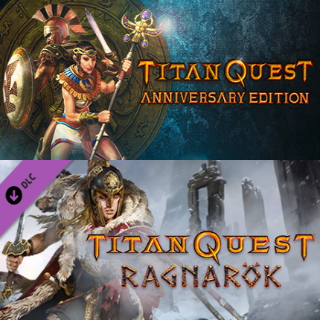 Titan Quest: Anniversary Edition + Ragnarok DLC (Steam Key Global)