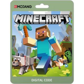 Minecraft: JAVA Edition Key Global