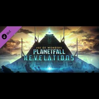 🔥 Age of Wonders: Planetfall - Revelations DLC | 𝐈𝐍𝐒𝐓𝐀𝐍𝐓 | Steam Key GLOBAL