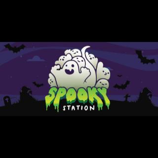 🔥 Spooky Station | 𝐈𝐍𝐒𝐓𝐀𝐍𝐓 | Steam Key GLOBAL