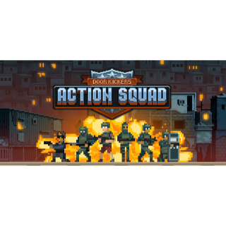 🔥 Door Kickers: Action Squad | 𝐈𝐍𝐒𝐓𝐀𝐍𝐓 | Steam Key GLOBAL