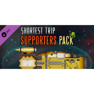 🔥 Shortest Trip to Earth - Supporters Pack DLC | 𝐈𝐍𝐒𝐓𝐀𝐍𝐓 | Steam Key GLOBAL