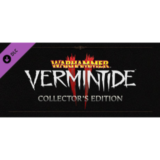 🔥 Warhammer: Vermintide 2 - Collector's Edition Upgrade | 𝐈𝐍𝐒𝐓𝐀𝐍𝐓 | Steam Key GLOBAL