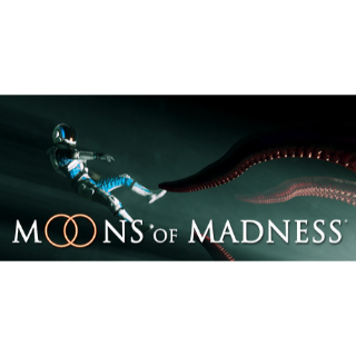 [PLAY NOW] Moons of Madness   𝐈𝐍𝐒𝐓𝐀𝐍𝐓   Steam Key GLOBAL