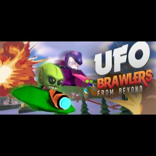 🔥 UFO: Brawlers from Beyond | 𝐈𝐍𝐒𝐓𝐀𝐍𝐓 | Steam Key GLOBAL